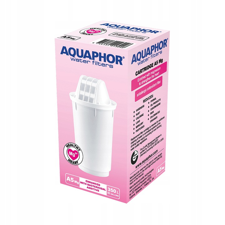 Aquaphor Provence (biały) filtr
