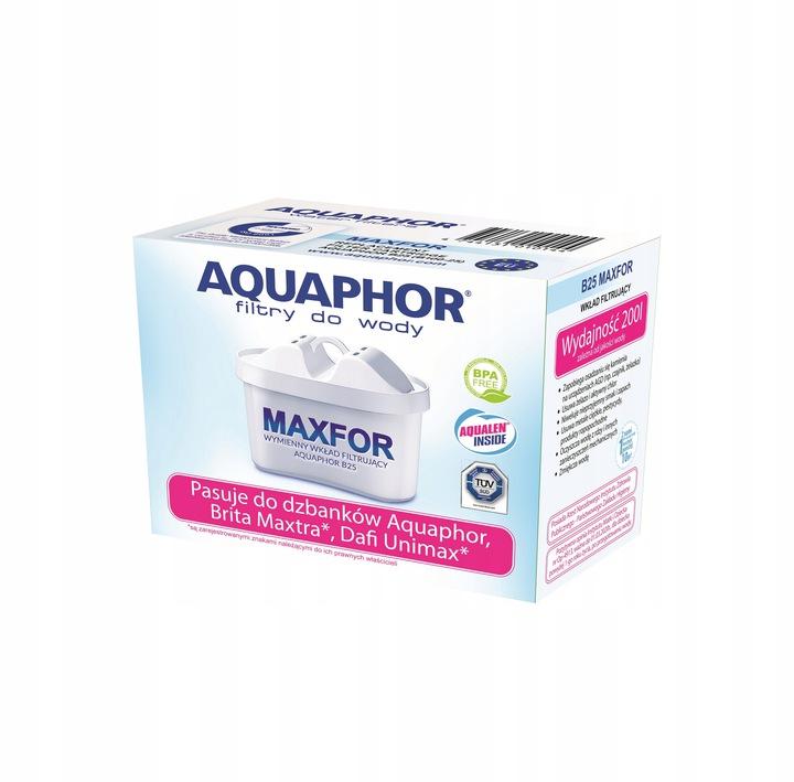 Wkład filtrujący Aquaphor B25 Maxfor
