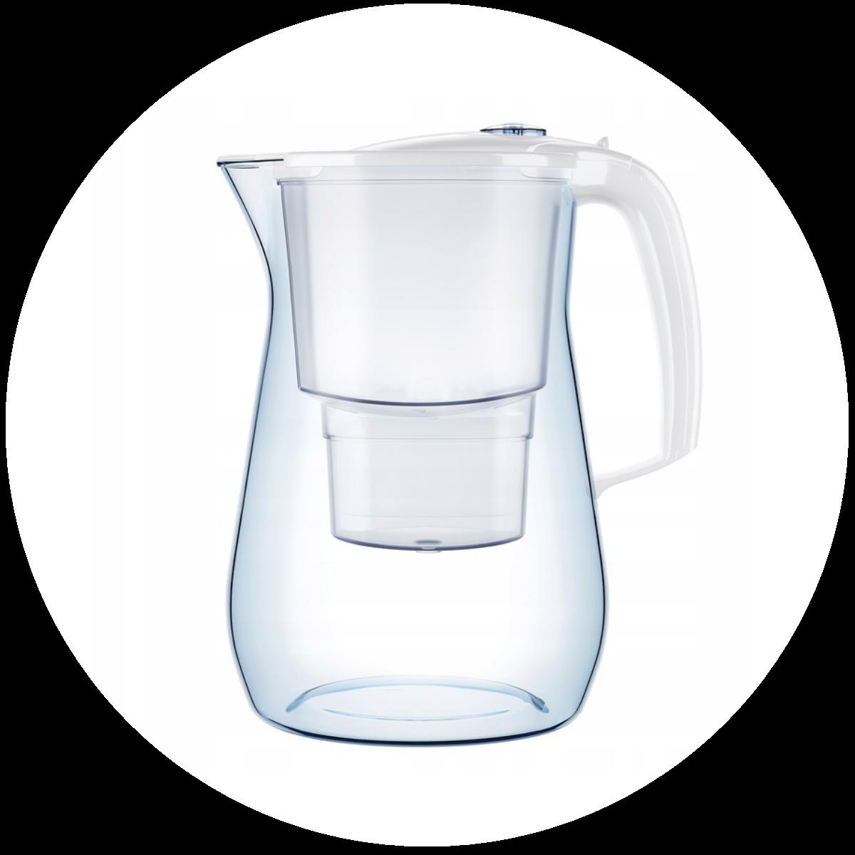 Aquaphor Onyx (biały) dzbanek filtrujący - zmywarka