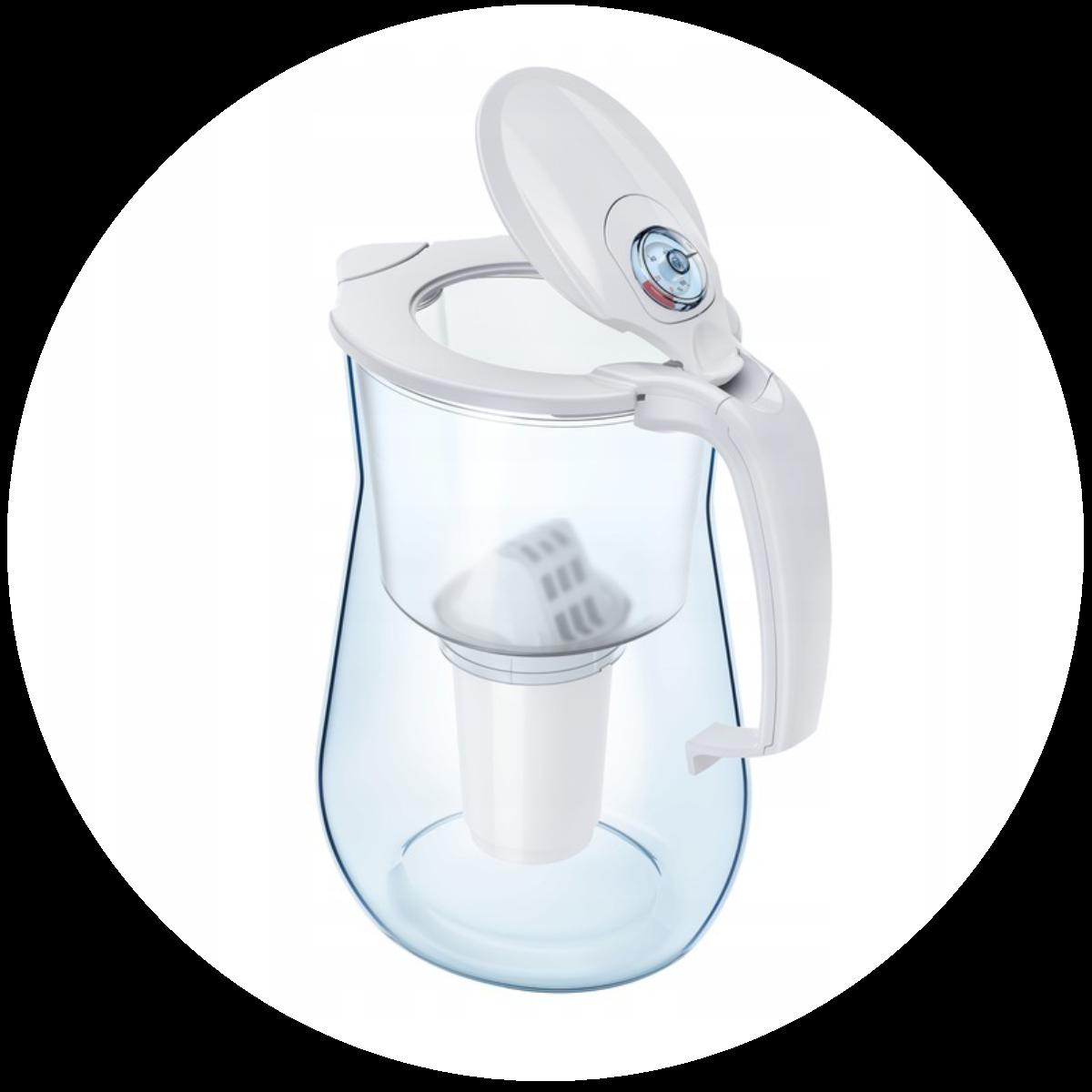 Aquaphor Provence (biały) dzbanek filtrujący - pokrywka