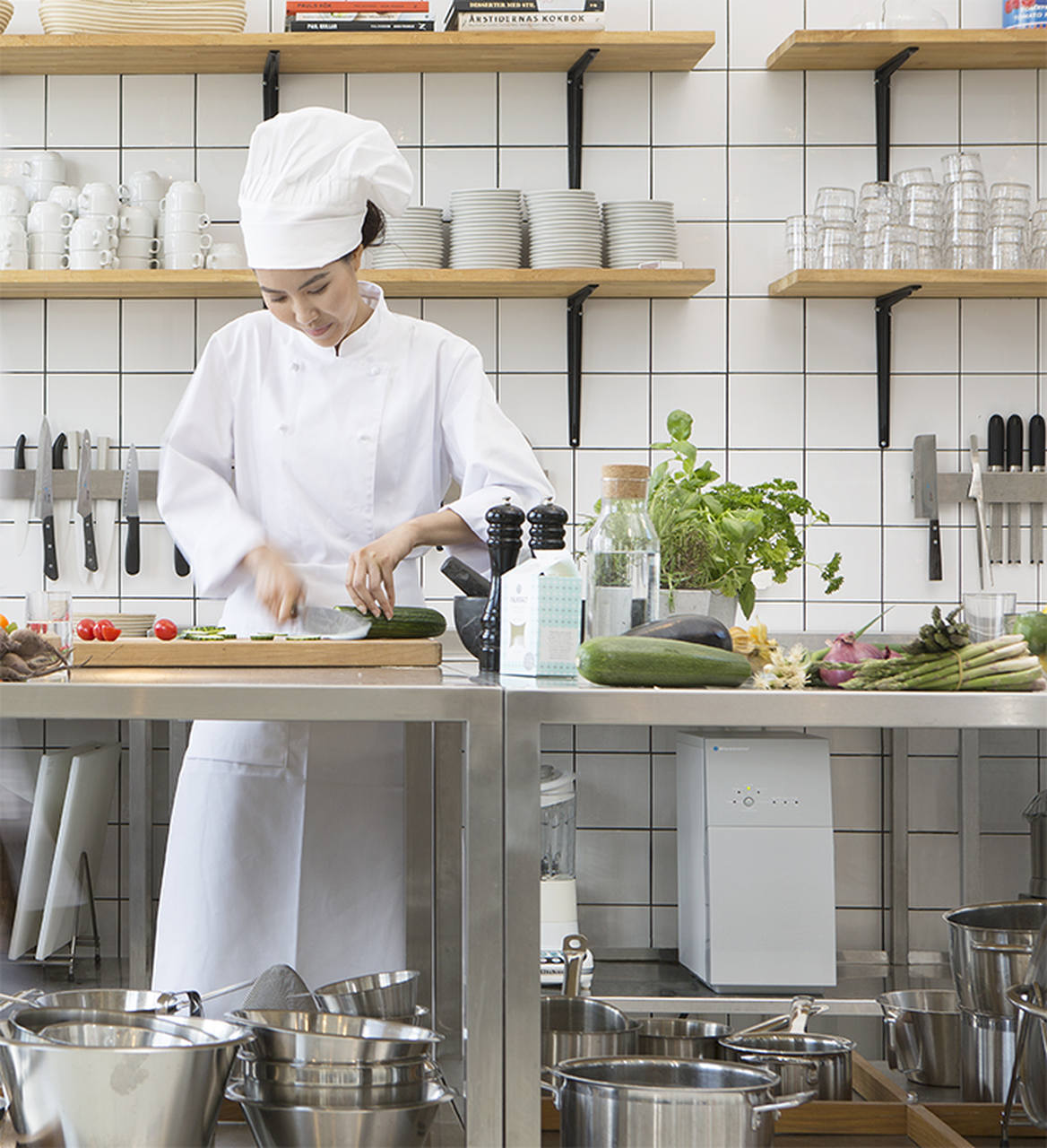 Filtr do wody Bluewater PRO - model dla gastronomii i hoteli