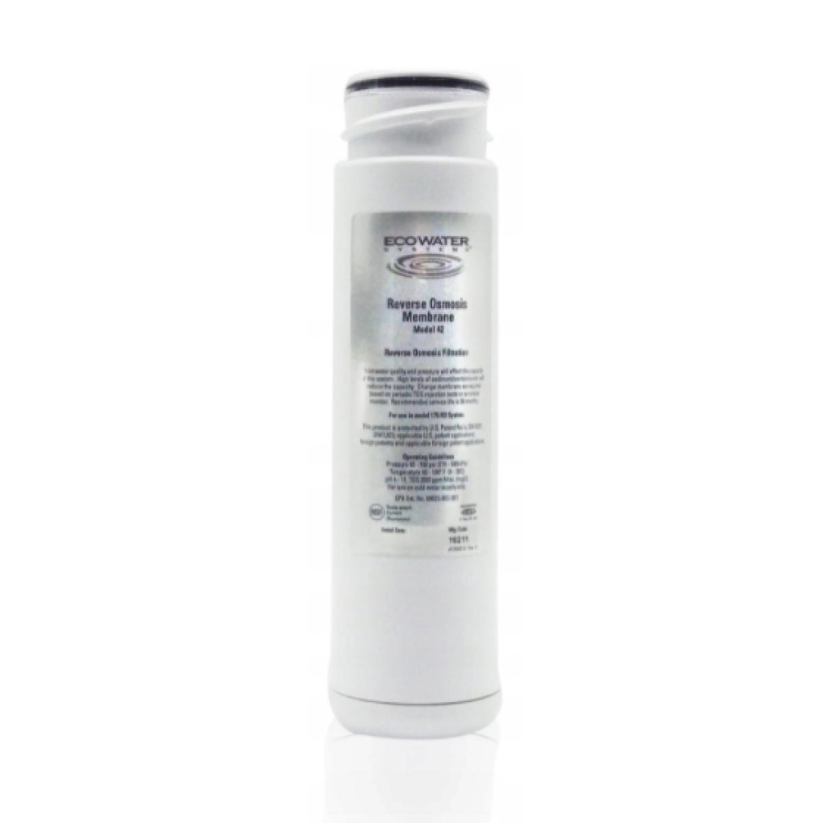 Ecowater 42 GPD membrana osmotyczna