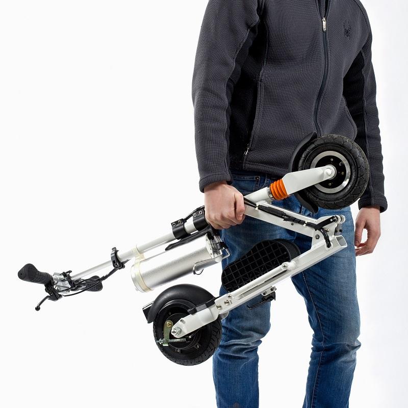 System składania - hulajnoga elektryczna Airwheel Z3