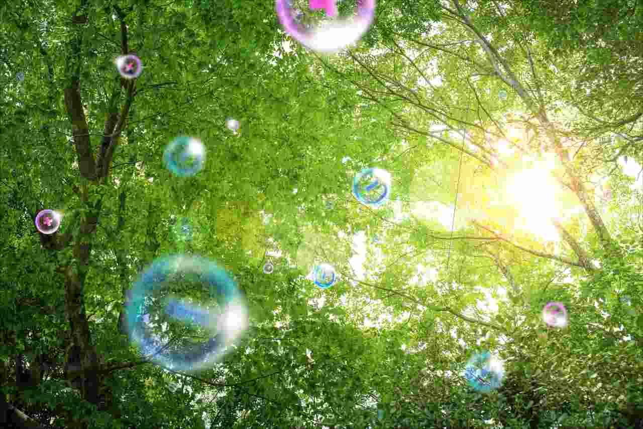 Jony Plasmacluster naturalne w powietrzu
