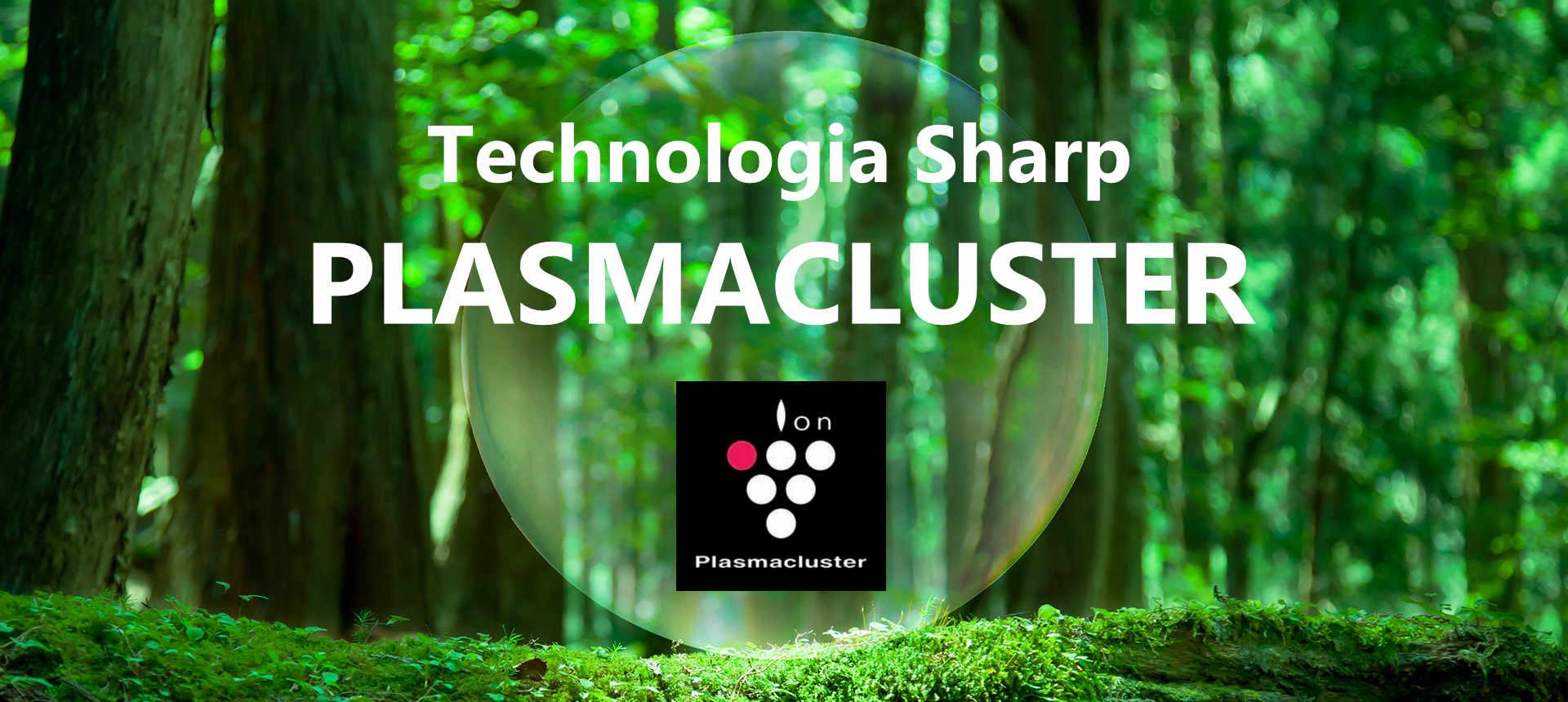 Technologia Plasmacluster naturalne jony