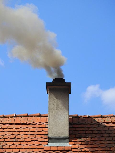 Smog a WWA - komin