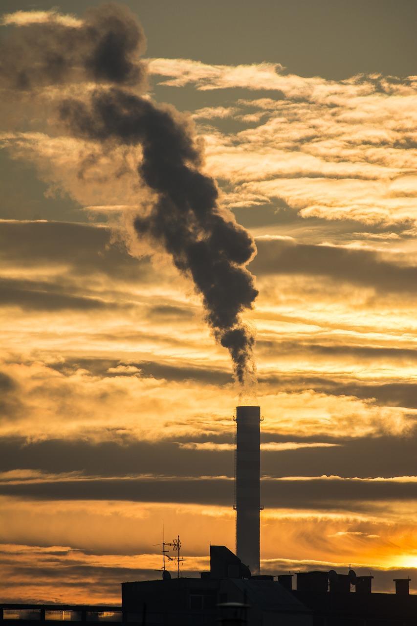 Polska w cieniu smogu - przemysł