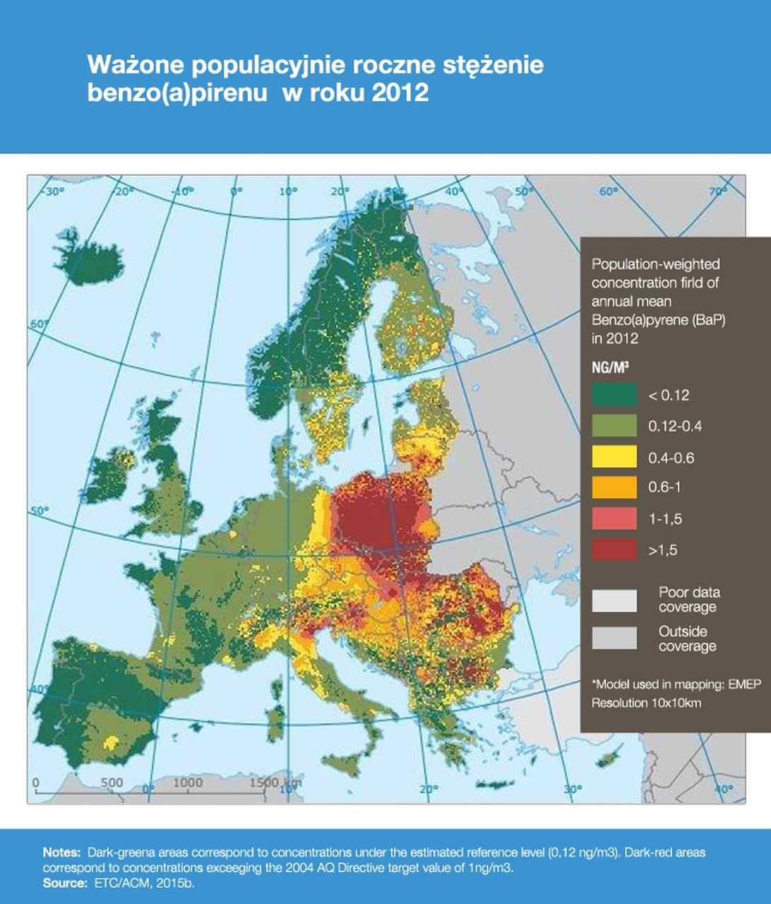 Polska w cieniu smogu - smogowa stolica Europy