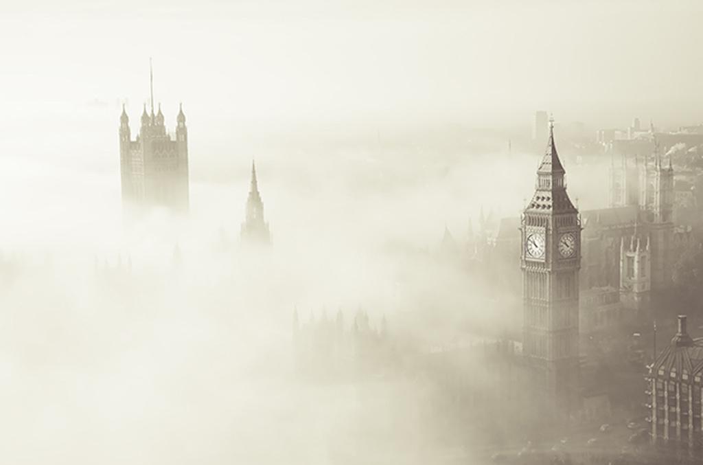 Smog londyński - historia smogu londyńskiego