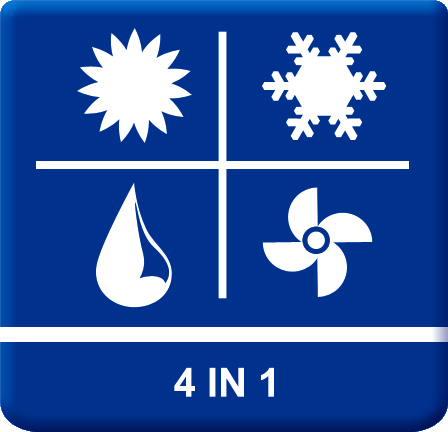 Klimatyzator Blaupunkt Moby Blue S 1111E  przenośny