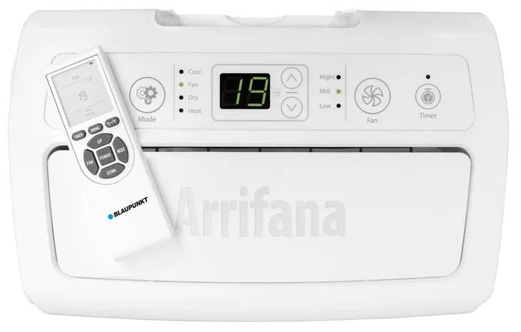 Sterowanie klimatyzatorem - Blaupunkt Arrifana A12C