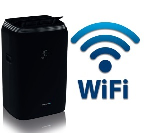 Klimatyzatory przenośne Blaupunkt sterowanie WiFi