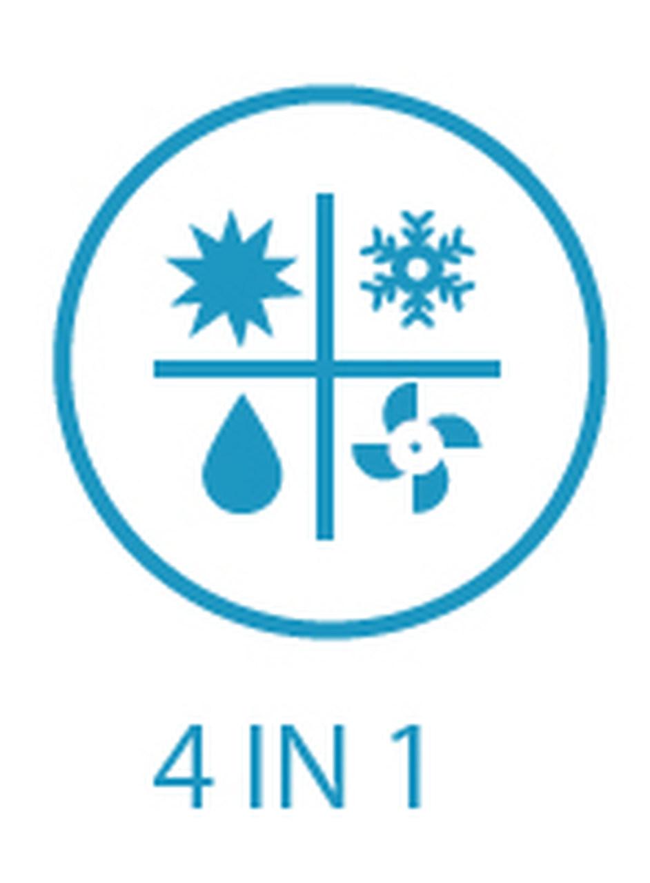 Klimatyzator Arrifana VAC1212W przenośny