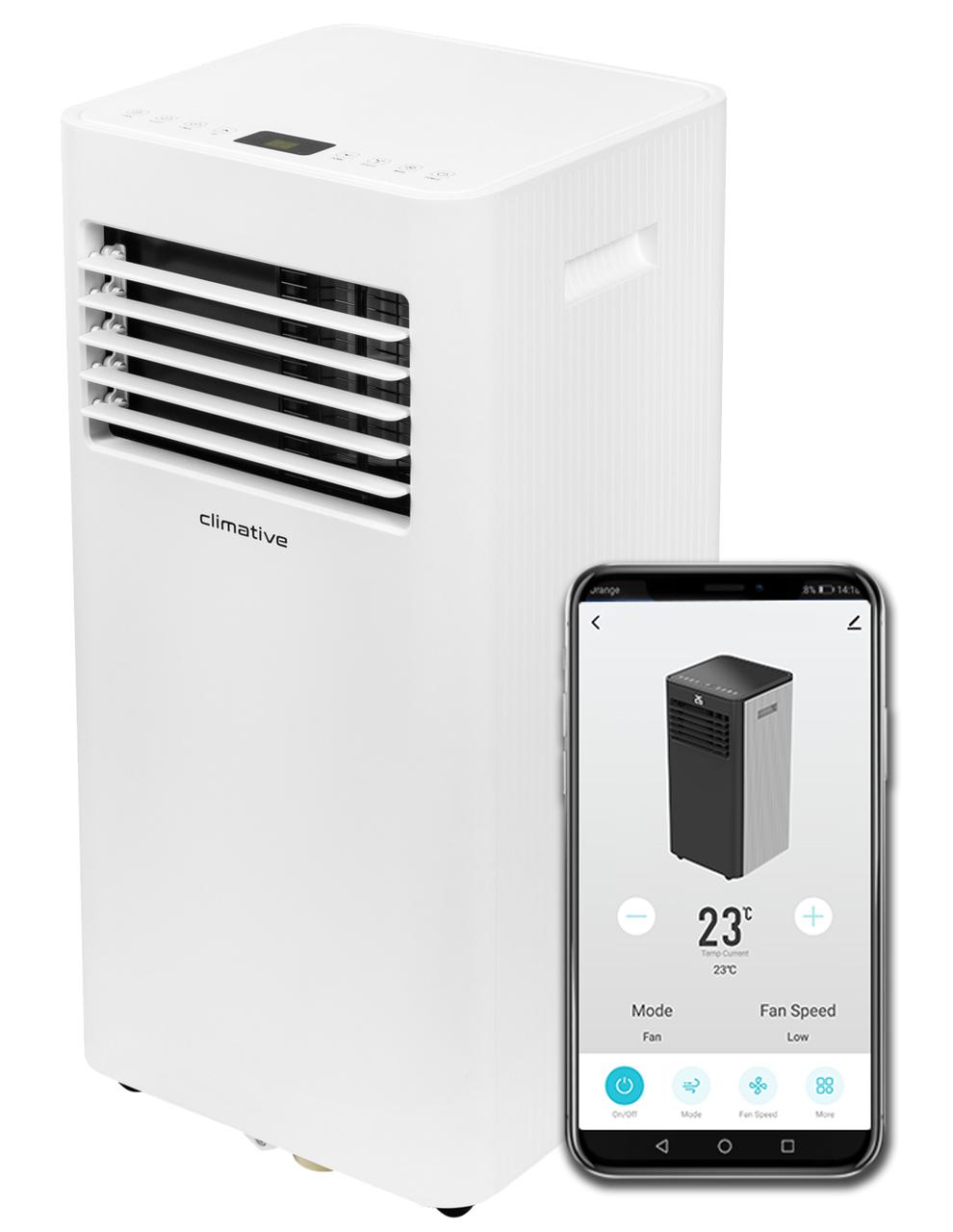Climative AC26-S Yang panel sterowania