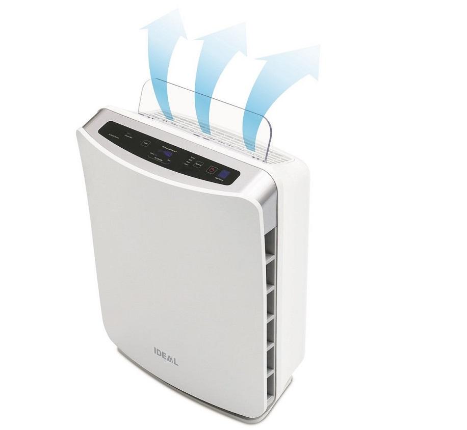 Oczyszczacze powietrza Sharp - zalety i wady