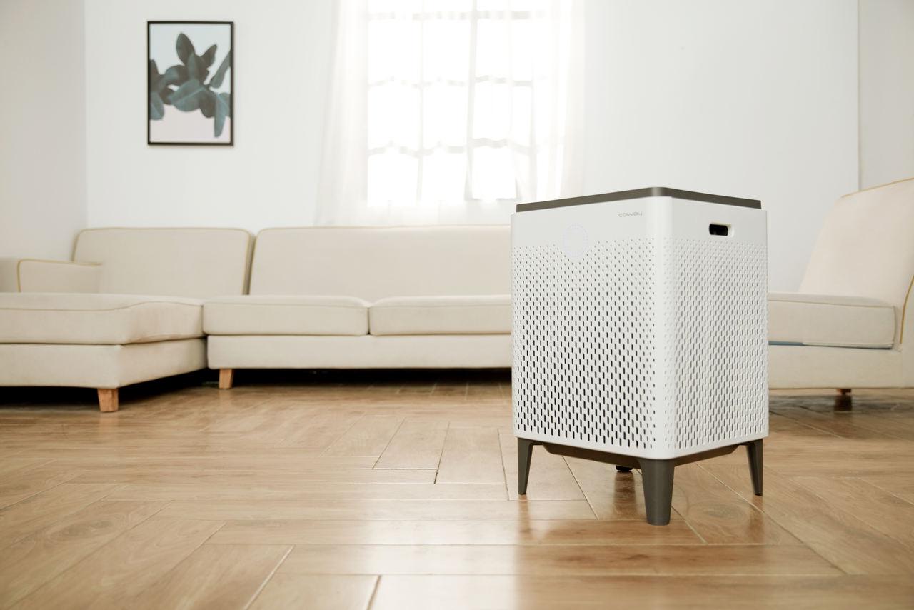Oczyszczacze powietrza Coway - duża wydajność