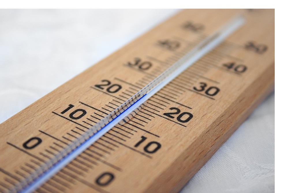 klimatyzator przenośny - zakres temperatury